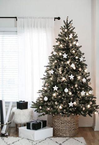 Stars Christmas Tree Decorations